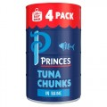 Princes Tuna Chunks in Brine