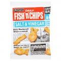 Burtons Fish n Chips Salt & Vinegar PM 39p