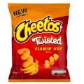 Cheetos Twisted Flamin Hot PM £1