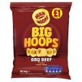 Hula Hoops Big Hoops BBQ Beef PM £1