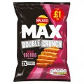 Walkers Max Double Crunch BBQ Ribs PM £1