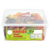 Haribo Giant Suckers PM 10p