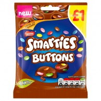 Smarties Buttons PM £1