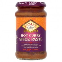 Pataks Hot Curry Paste