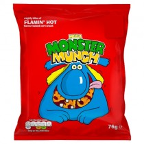 Monster Munch Flamin Hot PM £1
