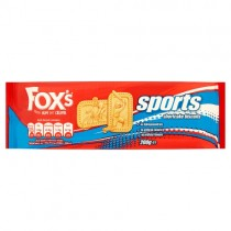 Foxs Sports Biscuits PM 50p