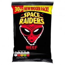 Space Raiders Beef PM 30p