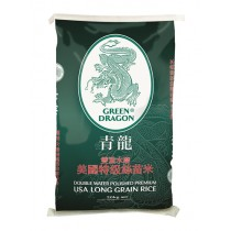 Green Dragon Long Grain Rice 20kg