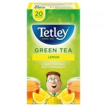 Tetley Green Tea Lemon 20s PM £1.49