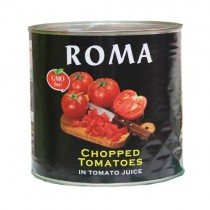 Roma Chopped Tomatoes