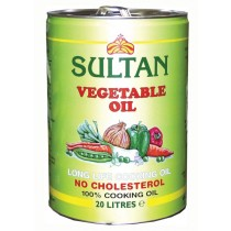 Sultan Vegetable Oil