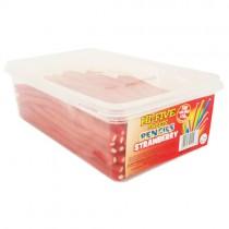 Hi Five Strawberry Pencils PM 10p