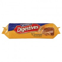 McVities Digestives Caramel PM £1.65