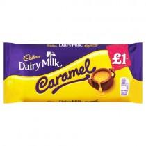Cadbury Dairy Milk Caramel PM £1