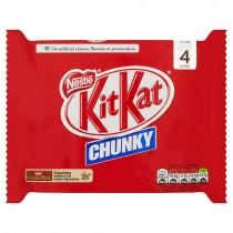 KitKat Chunky 4 Pack PM 4/£1