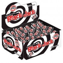 Candyland Black Jack Chews