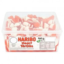 Haribo Heart Throbs PM 2p