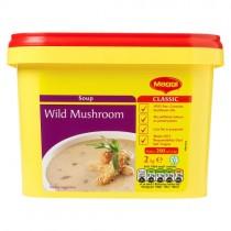 Maggi Wild Mushroom Soup