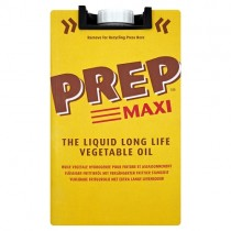 Prep Maxi Long Life Vegetable Oil