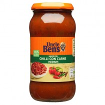 Uncle Bens Chilli Con Carne PM £1.89