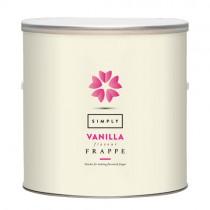 Simply Vanilla Frappe