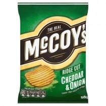 McCoys Cheddar & Onion