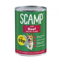 Scamp Beef PM 69p