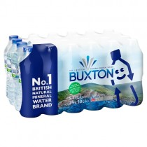 Buxton Natural Mineral Water 500ml