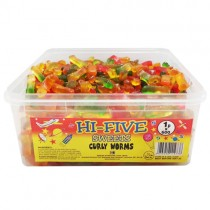 Hi Five Curly Worms PM 1p