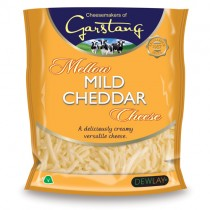 Dewlay Grated Mild Cheddar Cheese 180g