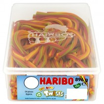 Haribo Rainbow Twists PM 10p