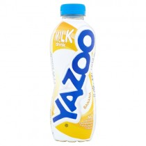 Yazoo Banana Milk 400ml PM £1