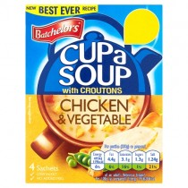 Batchelors Cup a Soup Chicken & Vegetables with Croutons PM £1.59