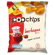 Popchips Barbeque PM £1