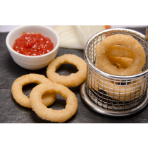 Golden Crumb Battered Onion Rings