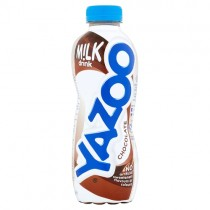 Yazoo Chocolate Milk 400ml PM £1