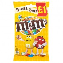 M&Ms Peanut Treat Bag PM £1