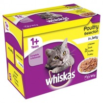 Whiskas 1+ Poultry Selection PM £3.75
