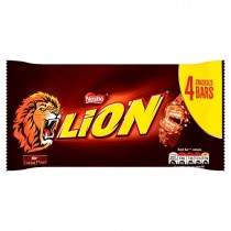 Lion Bar 4 Pack
