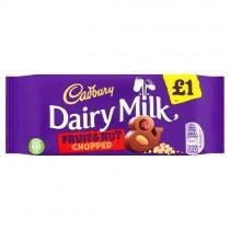Cadbury Dairy Milk Fruit & Nut Chopped PM £1