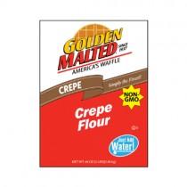 Golden Malted Crepe Flour