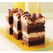 Sweet Street Chocolate Peanut Butter Stack