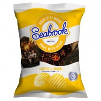 Seabrook Cheese & Onion