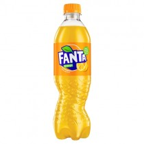 Fanta Orange Bottle 500ml