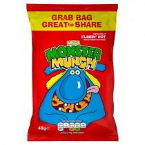 Monster Munch Flamin Hot