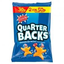 Golden Wonder Quarter Backs PM 30p or 2/50p
