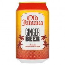 Old Jamaica Ginger Beer 330ml PM 65p