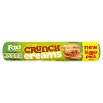 Foxs Ginger Crunch Creams PM £1