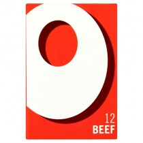 Oxo Beef Cubes 12s PM £1.69