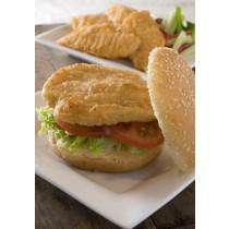 Crispy Chicken Fillet Burger